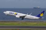 yabyanさんが、中部国際空港で撮影したスカイマーク 737-86Nの航空フォト(飛行機 写真・画像)