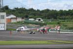 chihara さんが、高松空港で撮影した香川県防災航空隊 BK117C-2の航空フォト(写真)
