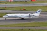 青春の1ページさんが、関西国際空港で撮影したウィルミントン・トラスト・カンパニー CL-600-2B19 Regional Jet CRJ-100SEの航空フォト(写真)
