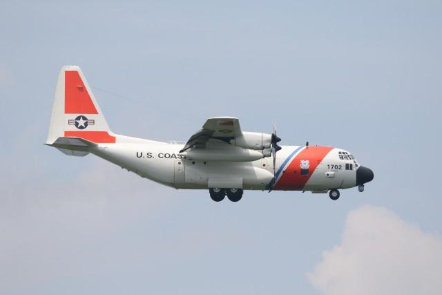 wingace752さんが、三沢飛行場で撮影したアメリカ沿岸警備隊 HC-130H Herculesの航空フォト(飛行機 写真・画像)