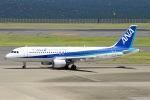 Jyunpei Ohyamaさんが、羽田空港で撮影した全日空 A320-211の航空フォト(写真)