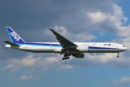 らむえあたーびんさんが、成田国際空港で撮影した全日空 777-381/ERの航空フォト(飛行機 写真・画像)