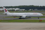 TUILANYAKSUさんが、成田国際空港で撮影した中国東方航空 A330-343Xの航空フォト(写真)