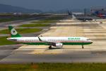 we love kixさんが、関西国際空港で撮影したエバー航空 A321-211の航空フォト(写真)