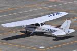Orange linerさんが、名古屋飛行場で撮影した日本エアロスペース 172R Skyhawkの航空フォト(写真)