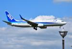 mojioさんが、成田国際空港で撮影した全日空 737-881の航空フォト(写真)