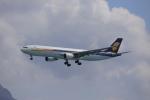 A350XWB-HNDさんが、香港国際空港で撮影したジェットエアウェイズ A330-302の航空フォト(写真)