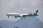 A350XWB-HNDさんが、香港国際空港で撮影したジェットエアウェイズ 777-35R/ERの航空フォト(写真)