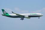 ちゃぽんさんが、羽田空港で撮影したエバー航空 A330-302の航空フォト(飛行機 写真・画像)