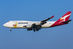 mameshibaさんが、成田国際空港で撮影したカンタス航空 747-438の航空フォト(写真)