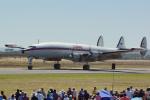 ちゃぽんさんが、アバロン空港で撮影したカンタス航空 L-1049 Super Constellationの航空フォト(写真)