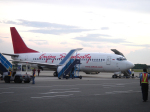 yabyanさんが、セピンガン国際空港で撮影したシティリンク 737-3L9の航空フォト(飛行機 写真・画像)