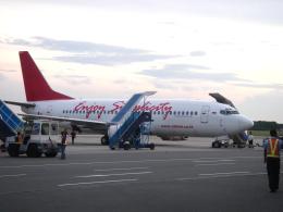 セピンガン国際空港 - Sepinggan International Airport [BPN/WALL]で撮影されたセピンガン国際空港 - Sepinggan International Airport [BPN/WALL]の航空機写真