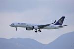 A350XWB-HNDさんが、香港国際空港で撮影したエア・アスタナ 757-23Nの航空フォト(写真)