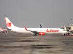 yabyanさんが、スカルノハッタ国際空港で撮影したライオン・エア 737-9GP/ERの航空フォト(写真)