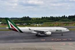 T.Sazenさんが、成田国際空港で撮影したアリタリア航空 A330-202の航空フォト(飛行機 写真・画像)
