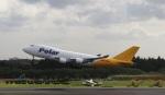 ハム太郎。さんが、成田国際空港で撮影したポーラーエアカーゴ 747-47UF/SCDの航空フォト(写真)