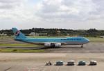 ハム太郎。さんが、成田国際空港で撮影した大韓航空 747-8B5F/SCDの航空フォト(写真)