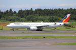 sumihan_2010さんが、成田国際空港で撮影したフィリピン航空 A330-343Xの航空フォト(写真)