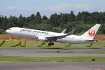 sumihan_2010さんが、成田国際空港で撮影した日本航空 767-346/ERの航空フォト(写真)