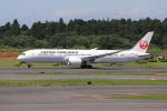 sumihan_2010さんが、成田国際空港で撮影した日本航空 787-9の航空フォト(写真)