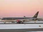 マッペケさんが、ジョン・F・ケネディ国際空港で撮影したロイヤル・ヨルダン航空 787-8 Dreamlinerの航空フォト(写真)
