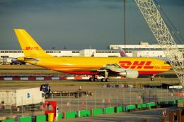 yabyanさんが、ロンドン・ヒースロー空港で撮影したエア・コントラクターズ A300B4-203(F)の航空フォト(飛行機 写真・画像)