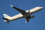 OMAさんが、成田国際空港で撮影したバニラエア A320-216の航空フォト(飛行機 写真・画像)