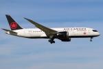 OMAさんが、成田国際空港で撮影したエア・カナダ 787-8 Dreamlinerの航空フォト(飛行機 写真・画像)