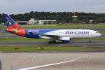 OMAさんが、成田国際空港で撮影したエアカラン A330-202の航空フォト(飛行機 写真・画像)