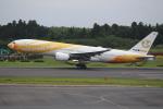 OMAさんが、成田国際空港で撮影したノックスクート 777-212/ERの航空フォト(飛行機 写真・画像)