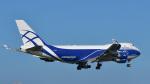 パンダさんが、成田国際空港で撮影したエアブリッジ・カーゴ・エアラインズ 747-406F/ER/SCDの航空フォト(飛行機 写真・画像)