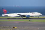 OMAさんが、羽田空港で撮影したデルタ航空 777-232/ERの航空フォト(写真)