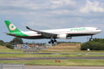 OMAさんが、成田国際空港で撮影したエバー航空 A330-302の航空フォト(飛行機 写真・画像)