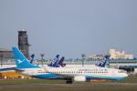 kikiさんが、成田国際空港で撮影した河北航空 737-85Cの航空フォト(写真)