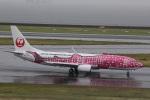 reonさんが、中部国際空港で撮影した日本トランスオーシャン航空 737-8Q3の航空フォト(写真)
