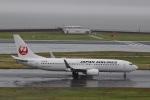 reonさんが、中部国際空港で撮影した日本航空 737-846の航空フォト(写真)