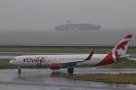 reonさんが、中部国際空港で撮影したエア・カナダ・ルージュ 767-36N/ERの航空フォト(写真)