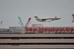 おかめさんが、羽田空港で撮影したオートパンサー 525A Citation CJ1の航空フォト(写真)