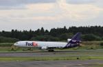 ハム太郎。さんが、成田国際空港で撮影したフェデックス・エクスプレス MD-11Fの航空フォト(写真)