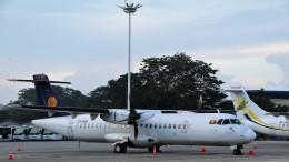 westtowerさんが、ヤンゴン国際空港で撮影したミャンマー・ナショナル・エアウェイズ ATR-72-212の航空フォト(写真)