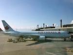 マッペケさんが、カルガリー国際空港で撮影したエア・カナダ 767-38E/ERの航空フォト(写真)