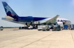 マッペケさんが、アルトゥーロ・メリノ・ベニテス国際空港で撮影したラン・カーゴ 777-F16の航空フォト(写真)