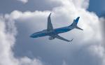 まさおみんさんが、アントニオ・B・ウォン・パット国際空港で撮影した厦門航空の航空フォト(写真)