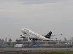 チャッピー・シミズさんが、羽田空港で撮影したタイ国際航空 747-4D7の航空フォト(写真)