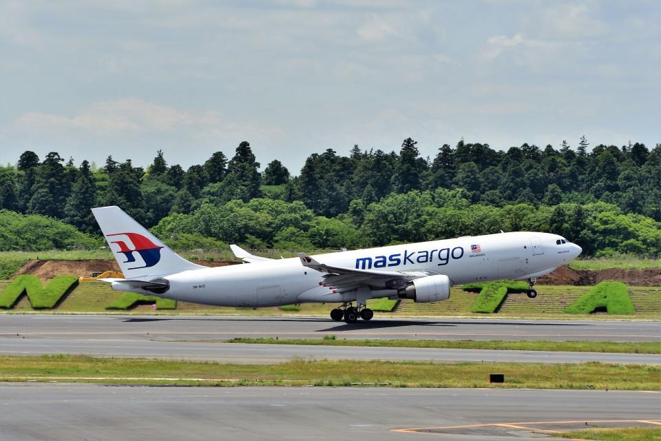 T.Sazenさんのマレーシア航空 Airbus A330-200 (9M-MUD) 航空フォト