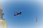 nairobi1971さんが、チェンマイ国際空港で撮影したタイ・エアアジア A320-216の航空フォト(写真)