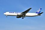 mojioさんが、成田国際空港で撮影した全日空 767-381F/ERの航空フォト(写真)