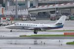 ITM44さんが、伊丹空港で撮影した朝日新聞社 560 Citation Encoreの航空フォト(写真)