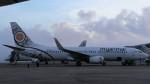 westtowerさんが、ヤンゴン国際空港で撮影したミャンマー・ナショナル・エアウェイズ 737-86Nの航空フォト(写真)